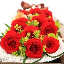 为你沉醉——11支精品红玫瑰