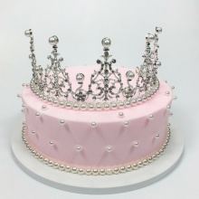 ww粉红点点——奶油生日蛋糕